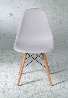 £35.99 my-furniture.com Eames Style Grey DSW Eiffel Chair