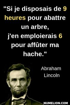 Abraham Lincoln quote - of success comes from project preparation - Quotes Sober Quotes, True Quotes, Motivational Quotes, Inspirational Quotes, Preparation Quotes, Evolutionary Psychology, Abraham Lincoln Quotes, Quote Citation, Peace And Love