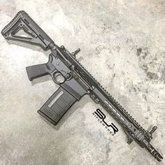 """SLR Ion HG's are ready for the DPMS G2.308.  Pictured is a 6lb 10.5"""" F/A…"""