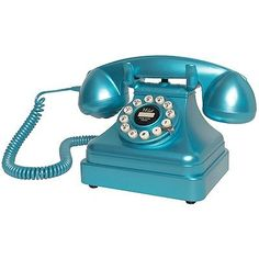 Crosley Blue Kettle Classic Desk Phone (CR62-BL) by Crosley, http://www.amazon.com/dp/B000HCERV4/ref=cm_sw_r_pi_dp_wuMRqb17BBASF