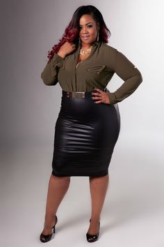 Plus Size Fashion: Chic and Curvy Boutique