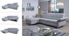 Sitzgarnitur ADA Modell Leo 6992 Sofa, Couch, Leo, Furniture, Home Decor, Model, Settee, Settee, Room Decor