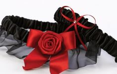 Red, Black and White Wedding Theme: From Favors to Decoration Ideas 2013