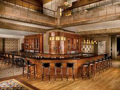 Frank Lloyd Wright. (Schematic Design Architect). Albert Chase McArthur lead Architect. Biltmore Hotel, Phoenix, Arizona. 1929