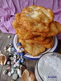 Kisildi: LÁNGOS - eredeti recept, biztos siker Kefir, Pancakes, Breakfast, Food, Morning Coffee, Essen, Pancake, Meals, Yemek