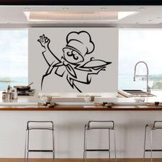 Decorar Paredes Cocina Chef