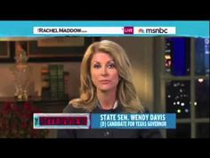 MSNBC: Davis Says Abbott is Wrong On Keeping Locations of Dangerous Chemicals Secret Wendy Davis, Texas Governor, The Final Frontier, Interview, Sayings, Youtube, Lyrics, Youtubers, Youtube Movies