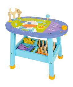 Workbench & Accessories Play Set by Toys: Clearance Sale on #zulilyUK today!