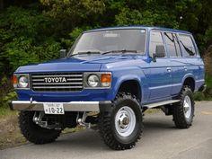 Toyota Landcruiser60 FJ62G