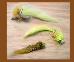hechtstreamer, northern pike streamer, hecht