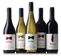 The Wine Society | 'Otras 101 etiquetas de botellas de vino... (2ª parte)' by @Recetum
