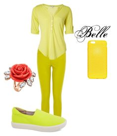 """""""Modern Day Belle"""" by minnie-neve on Polyvore"""