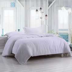 Stone Washed Linens