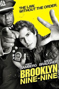 #009_ Brooklyn Nine-Nine - 1ª temporada (de Daniel J. Goor & Michael Schur, 2013, EUA), visto em digital em 09/01/2016