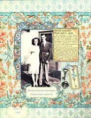 Graphic 45 papers and Spellbinder Dies are the perfect choices to scrapbook vintage photos. See complete collection today at Scrapbook.com.
