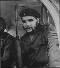 Comandante Ernesto Che Guevara - the Argentine-Cuban guerrilla fighter, revolutionary leader,. Che Guevara Photos, Cuba Fidel Castro, Cuba History, Ernesto Che Guevara, Red Scare, Hip Hop Art, Soviet Union, Popular Culture, Revolutionaries