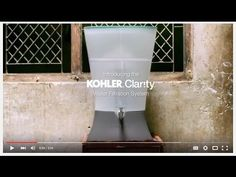 billion people are affected by unsafe drinking water worldwide. Kohler Associates have set their minds and their talents toward solving this problem. Cast Iron Bath, Water Filtration System, Chrome Plating, Drinking Water, Clarity, Bathtub, Ideas, Filter, Water