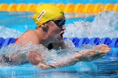 Sally Foster of Australia competes in the Women's Breaststroke 200m Semifinal 2 on day thirteen of the 15th FINA World Championships at Palau Sant Jordi on August 1, 2013 in Barcelona, Spain.