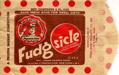Fudgsicles Tasted Creamy And Not Like Chemical-Chocolate! My favorite!!