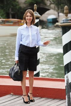 Sofia Coppola at the Venice Film Festival in 2010.