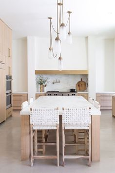 White Oak Kitchen, Rustic Kitchen Design, Kitchen Renovation Ideas, Custom Kitchen painted in Benjamin Moore Swiss Coffee Home Design, Design Blog, Küchen Design, Custom Design, Design Ideas, White Oak Kitchen, Layout Design, Architecture Restaurant, Kitchen Countertops