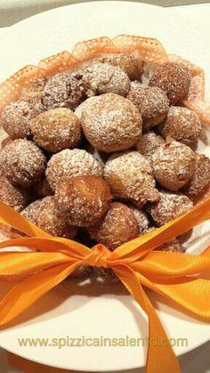 Martedi grasso #carnevale #frittelle #castagnole #dolci #dessert #festa #bignè