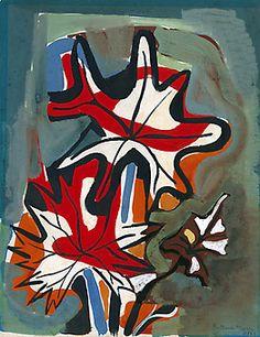 Roberto Burle Marx - Begônias (1950)