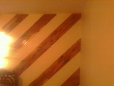 Cedar wiith gloss. On feature wall. By Micky Thompson @ Impulsive Image.