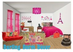 Selma Hammer Designs - Darling Dorm Decor #OiloHop #DormDecor