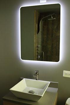 adorable bathroom mirror led lights. Windbay Backlit Led Light Bathroom Vanity Sink Mirror  Illuminated 24 Adorable Lights Decors Set On Surrounding Oval