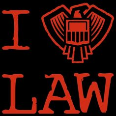 Law Lover  http://www.neatoshop.com/product/Law-Lover