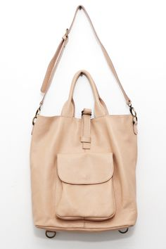 Textured Leather Multi Bag Beige http://www.thewhitepepper.com/collections/bags/products/textured-leather-multi-bag-beige