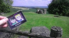 Gorgeous view of Coldrum Longbarrow in Kent! (from @Claire Huggins)