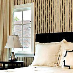 Beads Allover Stencil. Buy it here for only $42.95 >>  http://www.cuttingedgestencils.com/beads-wall-stencil-pattern.html?utm_source=JCG&utm_medium=Pinterest&utm_campaign=Beads%20Allover%20Stencil
