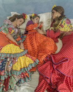 Flamenco Party, Flamenco Dancers, Christian Dior, Gypsy, Random Stuff, Spanish, Painting, Weddings, Inspiration