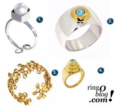 Gold Rings | Ring-O-Blog - Directory of Wonderful Rings