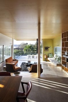 Architects – Pete Bossley Architects | Design/Project Architect: Andrea Bell | Photo: Patrick Reynolds