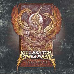 "Album Review: KILLSWITCH ENGAGE – ""Incarnate"""