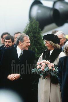 Princess Diana, November 1987