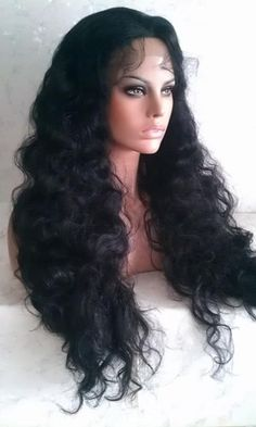 Beautiful Stunning Lace Front Wig 104