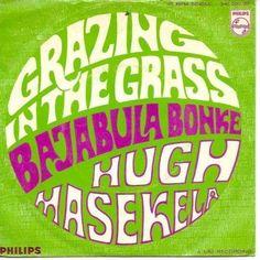 "nedison: "" Grazing In The Grass - Hugh Masekela R. Baby, can you dig it? Hugh Masekela, Jazz Cat, 45 Records, Boogie Woogie, Jazz Blues, My Favorite Music, Jukebox, Good Music, Grass"