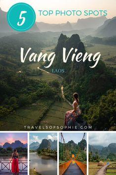 Ultimate 2 Week Laos Itinerary – Willow in Wanderland Laos Travel, Asia Travel, Japan Travel, Luang Prabang, Amazing Destinations, Travel Destinations, Vietnam, Thailand, Epic Photos