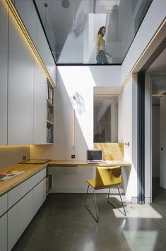 Brackenbury House, Hammersmith by Neil Dusheiko Architects