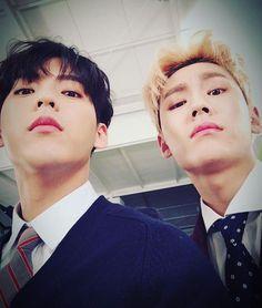 Minhyuk & Ilhoon | BtoB