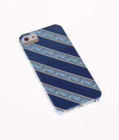 Phone Accessories: Chappy Stripe Whale iPhone 5 Case - Vineyard Vines