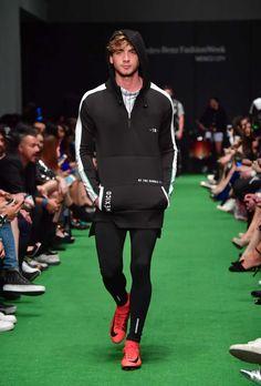 Male Fashion Trends: Anuar Layon Spring-Summer 2018 - Mercedes-Benz Fashion Week México