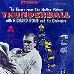 Richard Rome and his Orchestra - The Theme from the Motion Picture Thunderball (1965)