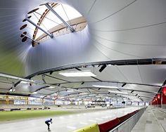 Behnisch Architekten - Project - Inzell Speed Skating Stadium - Image-4
