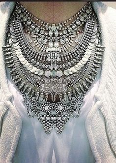 Love! Statement necklace