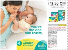Save on Pampers With Pampers Coupons #PampersSavings